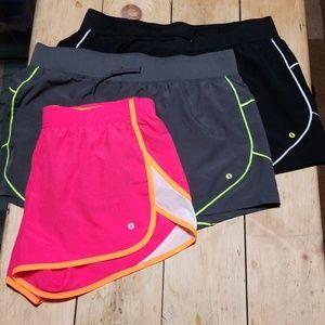Bundle of xersion shorts